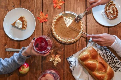 COVID Interrupts Thanksgiving