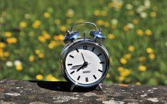 Students Adjust to Daylight Savings