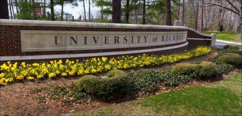 University of Richmond, VA, USA Trip, 2011