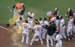Twins at Orioles 3/29/18