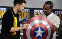 'The Falcon and the Winter Soldier' Makes Rounds Among Students
