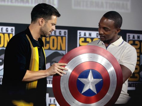 The Falcon and the Winter Soldier Makes Rounds Among Students