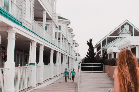 Bethany Beach, DE, a popular vacation spot for many MRHS students.