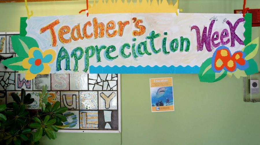 A Teacher Appreciation Week Like No Other