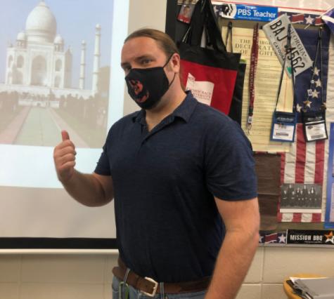 New Teacher Feature: Scott Supik